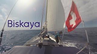 SY Laya Sailing - Meer Leben: Logbuch Biskaya, Vlog 17.-27.08.2016