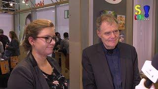 Interview HABA - mit Annemanrie Wolke und Michael Hopf auf der Spielwarenmesse 2018