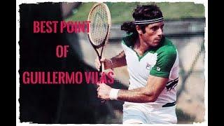 Guillermo Vilas - Legend Points - ChampionTennis