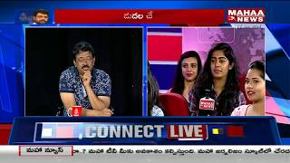 College Students Controversial Questions to #RGV | #GST | #PrimeTimeWithMurthy