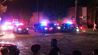 Car Meet Gone WRONG! Cops Blocked us in for IMPOUND!