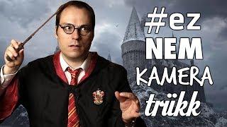 Harry Potter Varázslatok IGAZÁBÓL - #eznemkameratrükk