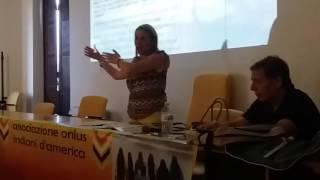 Seminario sui nativi d'america docente Lucia Groe