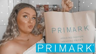 MASSIVE PRIMARK HAUL POST LOCKDOWN JUNE 2020 / *wow*