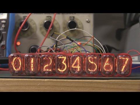 EEVblog #948 - Nixie Tube Display Project - Part 1