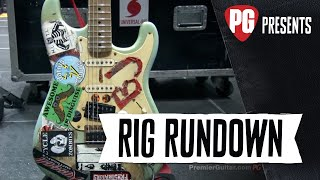 Rig Rundown - Green Day's Billie Joe Armstrong, Mike Dirnt & Jason White