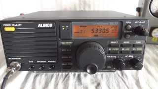 Alinco DX-77T HF SSB ham radio all mode