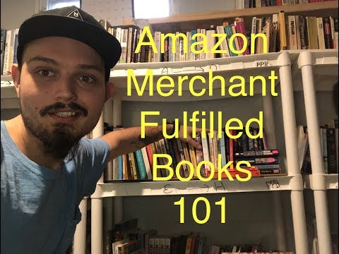 Making $5,000 A MONTH With BOOKS! Retail Arbitrage Merchant Fulfilled Guide! (All Inclusive)