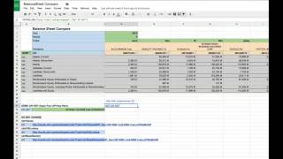 Walkthrough - XBRL US Data Analysis Toolkit