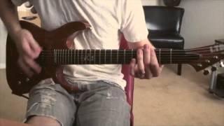 Chevelle - Clones (guitar cover)