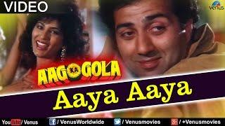 Aaya Aaya (Aag Ka Gola) - YouTube