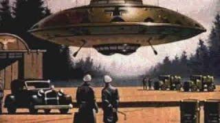 Тайны Третьего рейха Антарктида Новая Швабия База 211 Отражение НЛО. Немецкий след