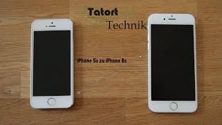 iPhone 5s zu iPhone 6s - vom alten iPhone zum Neuen  so geht´s