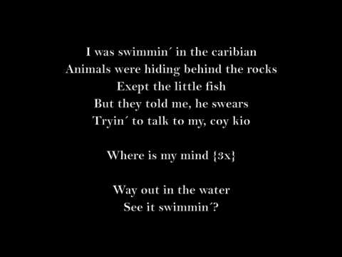 The Pixies - Where is my mind {}