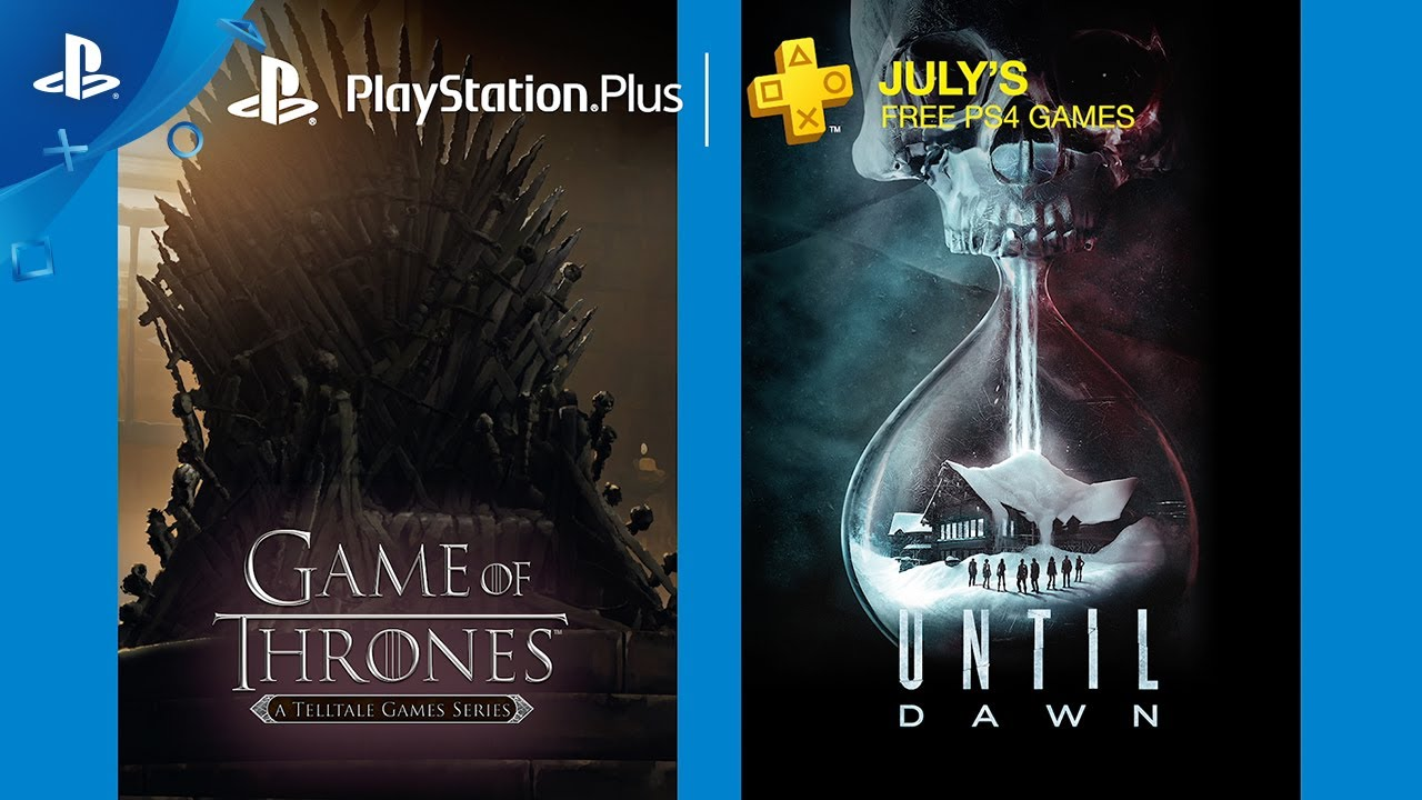 PS Plus: Free Games for July 2017