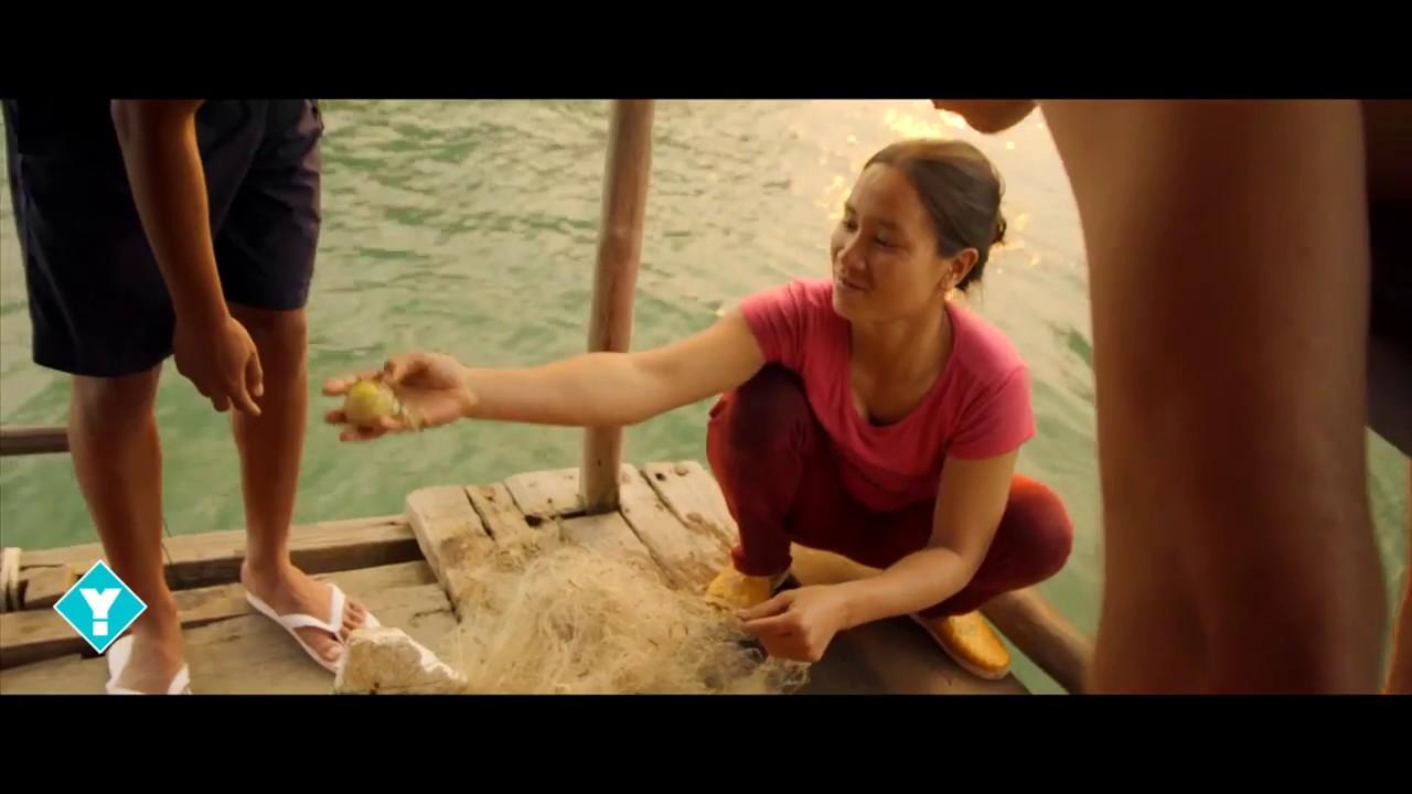 ADV Halong: Fischen
