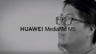 Android系統最強大的平板!HUAWEI MediaPad M5開箱 - dooclip.me