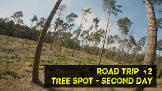 Road-Trip Pt 2 - Tree Spot (second day) | FPV Freestyle
