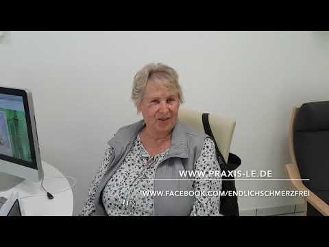 Die Osteochondrose die Prophylaxe der Öbung
