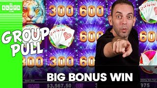 🎰💰$3,000 GROUP PULL on 🔒LOCK IT LINK ✦ BONUS ON FIRST SPIN ✦ BCSlots