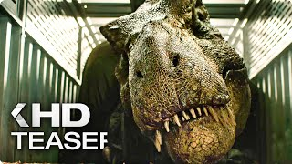 Jurassic World: Fallen Kingdom (2018) Video