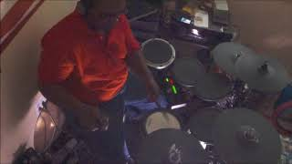"""""""DANCE LITTLE SISTER"""" (2) by Terrance Trent Darby (drum cover)"""