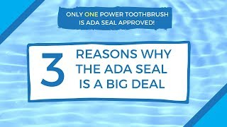 What Power Toothbrush Do You Buy That Has An ADA Seal of Acceptance?  Dental Care
