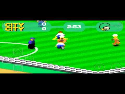 lego soccer mania gba