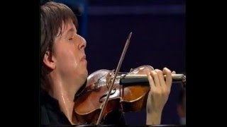 BRUCH VIOLIN CONCERTO JOSHUA BELL PROMS 'LIVE' 2006