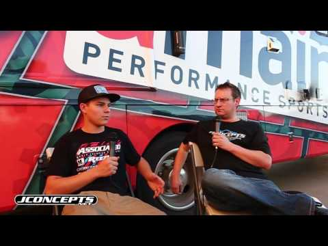 Catching up with Spencer Rivkin at the 2016 JConcepts 2016 Summer INS