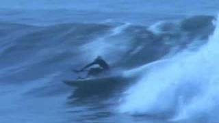 preview picture of video 'Sit on top Surfer at Ventura.mpg'