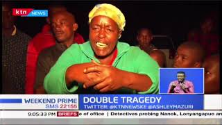2 Children killed in Kirinyaga fire, mother had rushed to the Butchery