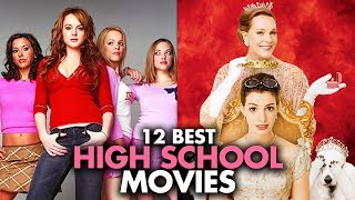 12 BEST High School Movies of All Time