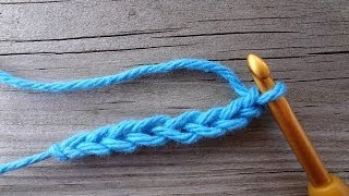 Episode 28: How To Crochet A Chain