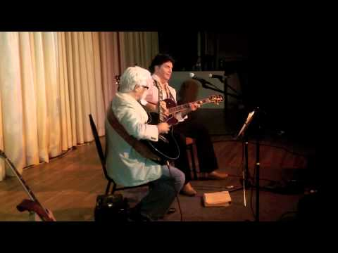 Larry Coryell and Bob Wolfman Duo at Bull Run 9-24-11