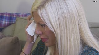 Tori Spelling: 'I can never give him enough sex'