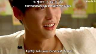 Jung Yup - Why Did You Come Now FMV (I Hear Your Voice OST)[ENGSUB + Romanization + Hangul]