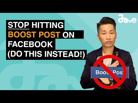 """, title : 'STOP ✋ Hitting """"Boost Post"""" on Facebook (Do This Instead!)"""