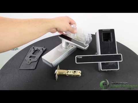 DIY Biometric Door Lock Installation | ZK Access ML10-S
