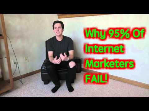 Why 95% of Internet Marketers Fail - Q&A