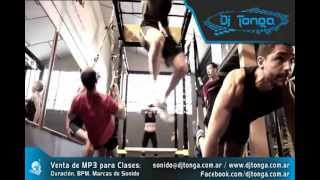 MUSICA MP3 Clases De Gimnasia Aero Box Local Fitness Aerobics Spinning Indoor cycle