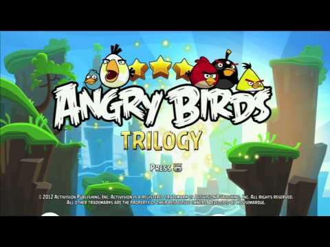 angry birds trilogy wii telecharger