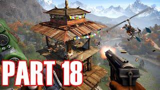 Far Cry 4 Gameplay Walkthrough Part 18 - TEMPLE DEFENSE!    Walkthrough From Part 1 - Ending