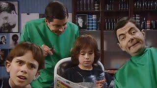 Mr Bean: The Hairdresser?! | Mr Bean Full Episodes | Mr Bean Official