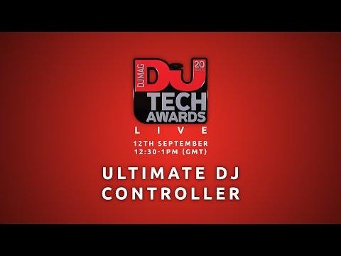 DJ Mag Tech Awards 2016 LIVE: Ultimate DJ Controller
