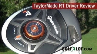 TaylorMade R1 Driver Review by Golfalot