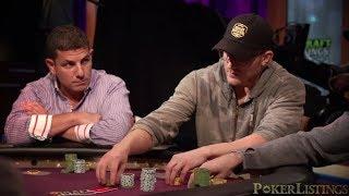 Poker Pro Jason Koon Plays $611k in High Rollers in 1 Week