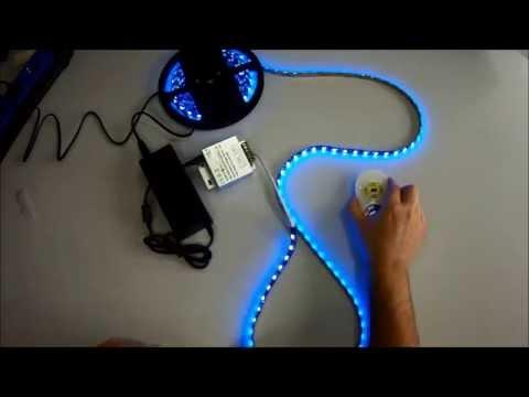 Unboxing Strip LED Strip Energmix