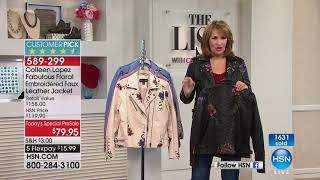 HSN | The List with Colleen Lopez 01.04.2018 - 10 PM