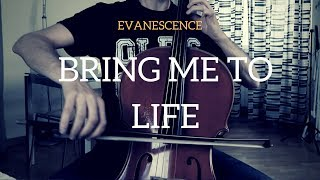 Evanescence - Bring Me To Life for cellos and piano (COVER)